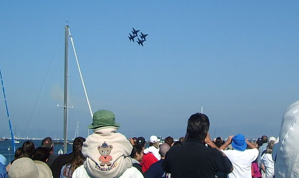 Air Races, October 7, 2006