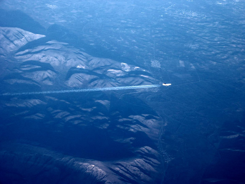 Jet streaking by Balkans