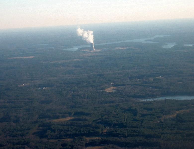Sharon Harris nuclear power plant