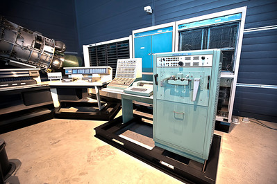 "This computer was used from 1967 through 1990 at the U.S. Air Force's Satellite Control Facility, in Sunnyvale, California. From this facility, over a dozen Sperry 1230-series computers operated in ""real time"" around the clock, as part of a system that controlled and operated Air Force, NASA, other government, and commercial satellites. It also supported Space Shuttle missions. The 1232 computer was manufactured by the St. Paul, MN division of Sperry Univac, and was a military version of the UNIVAC 490 general purpose commercial computer. The computer used discrete transistors, was optimized for real-time use, had a 30-bit word length, and initially was supplied with 32,000 words of memory (approximately 123 K Bytes)."
