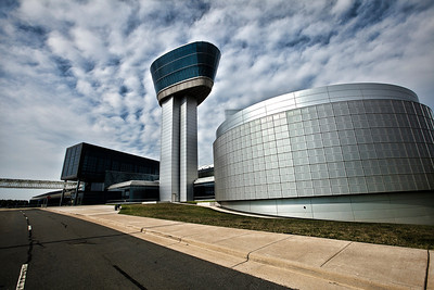 Steven F. Udvar-Hazy Center, at Dulles International Airport is an annex to the Air & Space Museum in D.C.