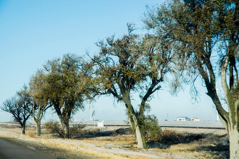 Across the Texas Panhandle