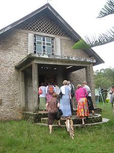 D5 Akeri original church