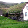 Laufas - The Old Rectory And Farm Museum near Akureyri in Northern Iceland.