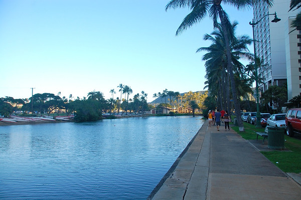 Ala Wai Canal, Honolulu