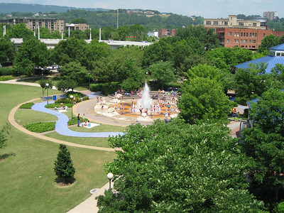 Park in Chattanooga