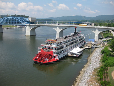 Tennessee River: Chattanooga