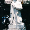 Sculpture of Rev. James A. Bryan - Five Points - Birmingham, AL  7-5-98