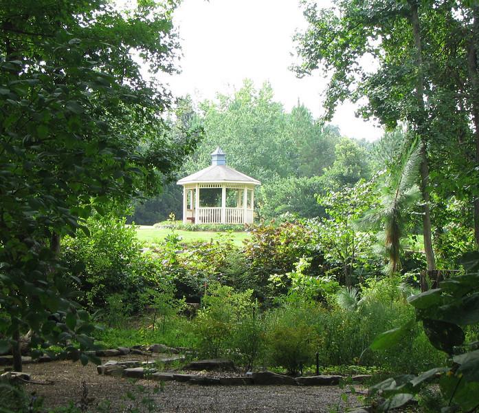 Huntsville, AL   Botanical Garden   Gazebo In The Meadow