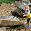 Huntsville, AL - Botanical Garden - Child Enchanted With Water