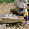 Huntsville, AL - Botanical Garden - Child Enchanted With Water
