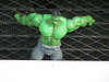 hulk on the grill