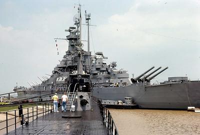 USS ALABAMA (BB-60) BATTLESHIP MEMORIAL PARK FUN FACTS