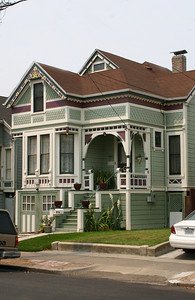 Another lovely painted Victorian.