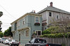 The Alameda Spite House is 10 feet wide at the base, 12 feet wide at the top. The original owner of the land was unhappy when the city confiscated his land to build a street and the neighbor then offered to buy what was left for a pittance, saying it wasn't worth anything. Who got the last laugh?