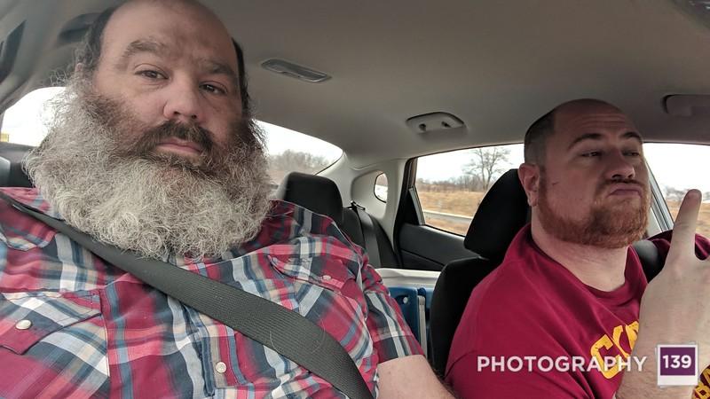Alamo Bowl Road Trip