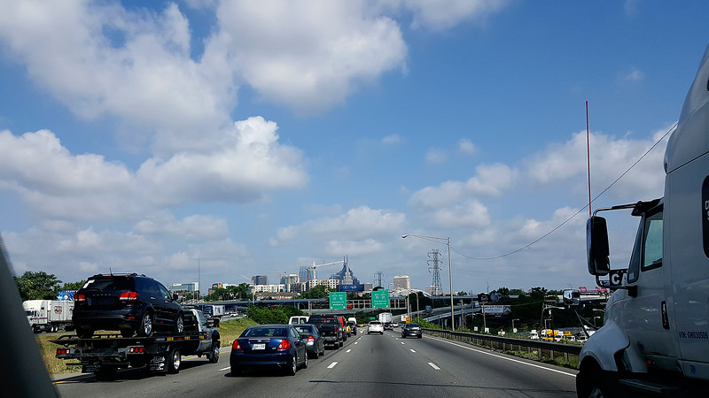 Drive by pictures of Nashville