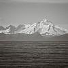 Mount Redoubt and Mount Iliamna