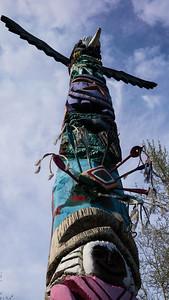 Fairbanks totem 3