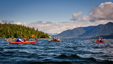 Kayak Alaska