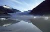 Mendenhall Glacier, Juneau, AK - Approx 6AM.