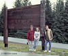 Alaska Border, Haines Hwy.Who are those young people?