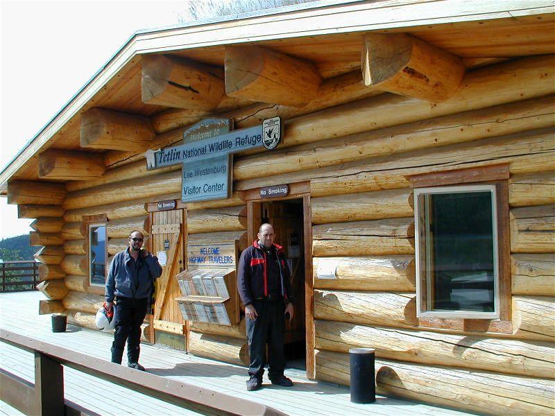 Tetlin Visitor Center