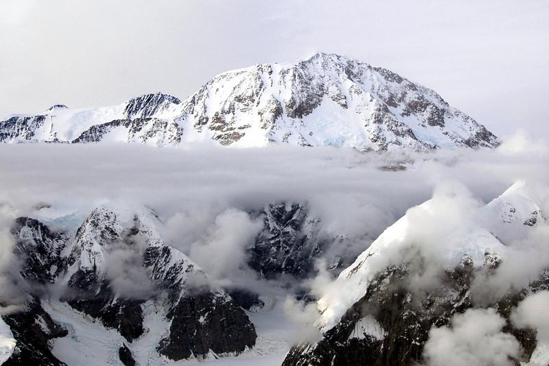Mt. McKinley - 20,320 ft. elevation