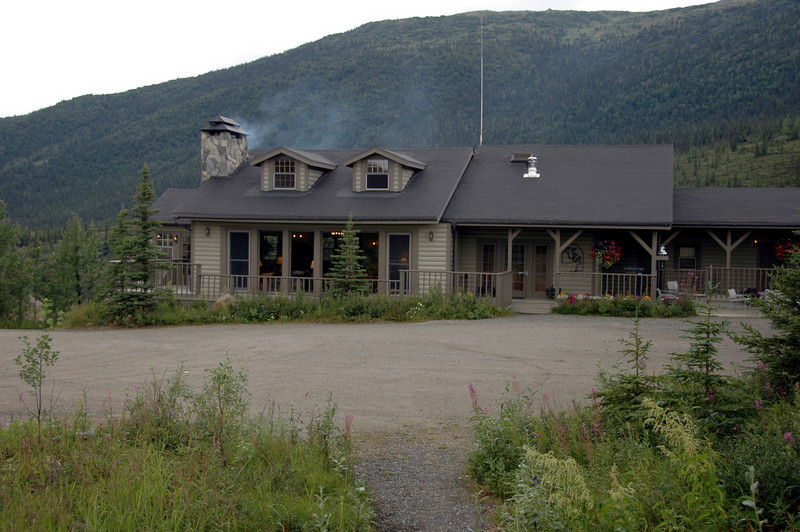 North Face Lodge Denali Park