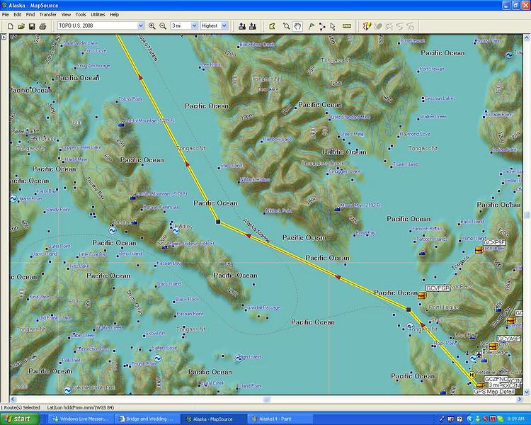 Clarance Strait