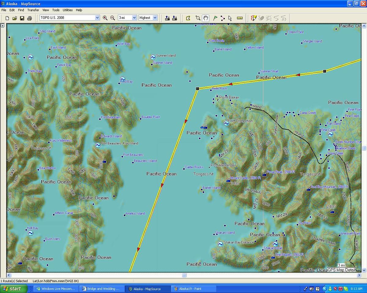 Sumner Strait
