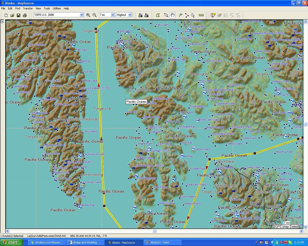 Chatham Strait