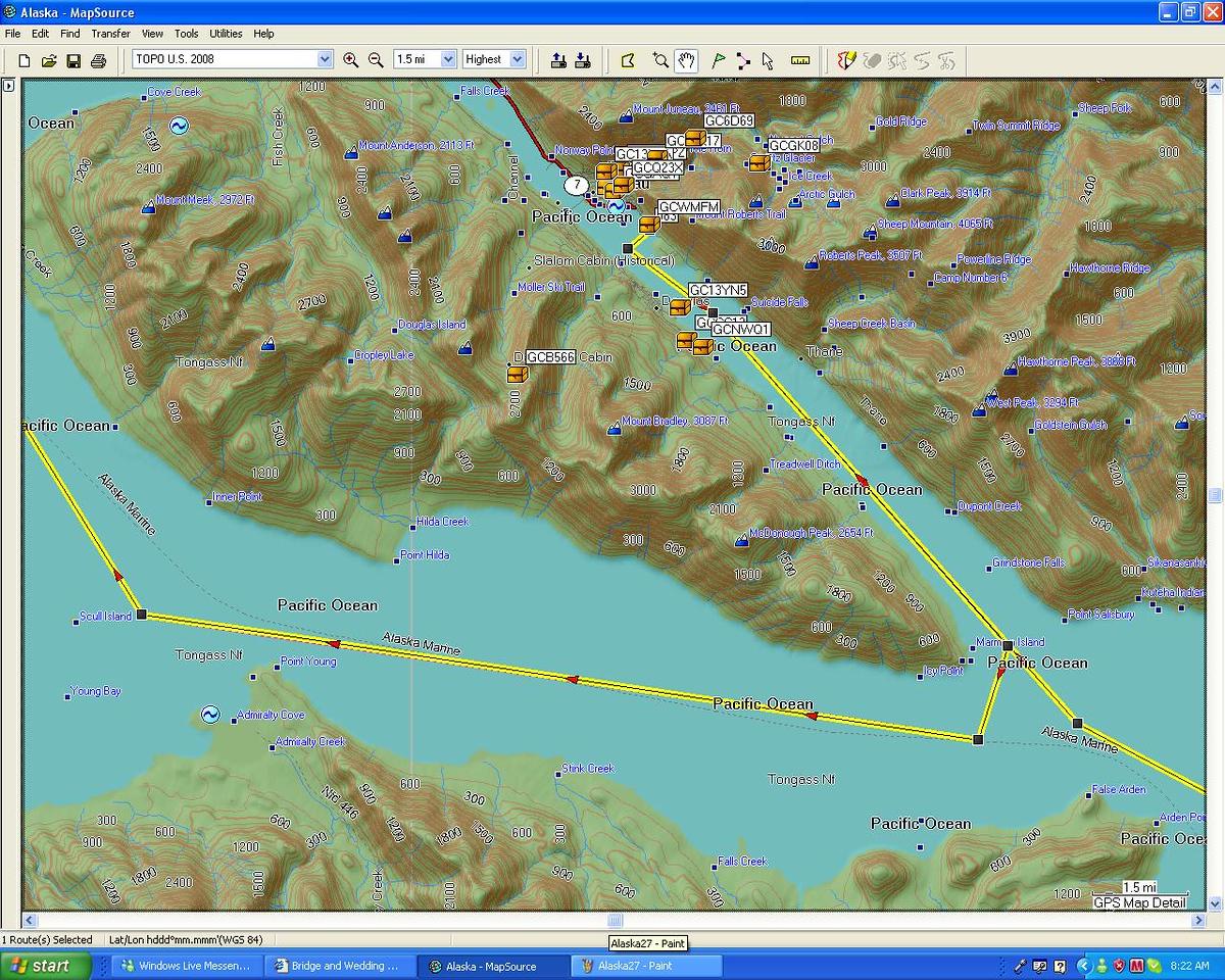 Stephens Passage