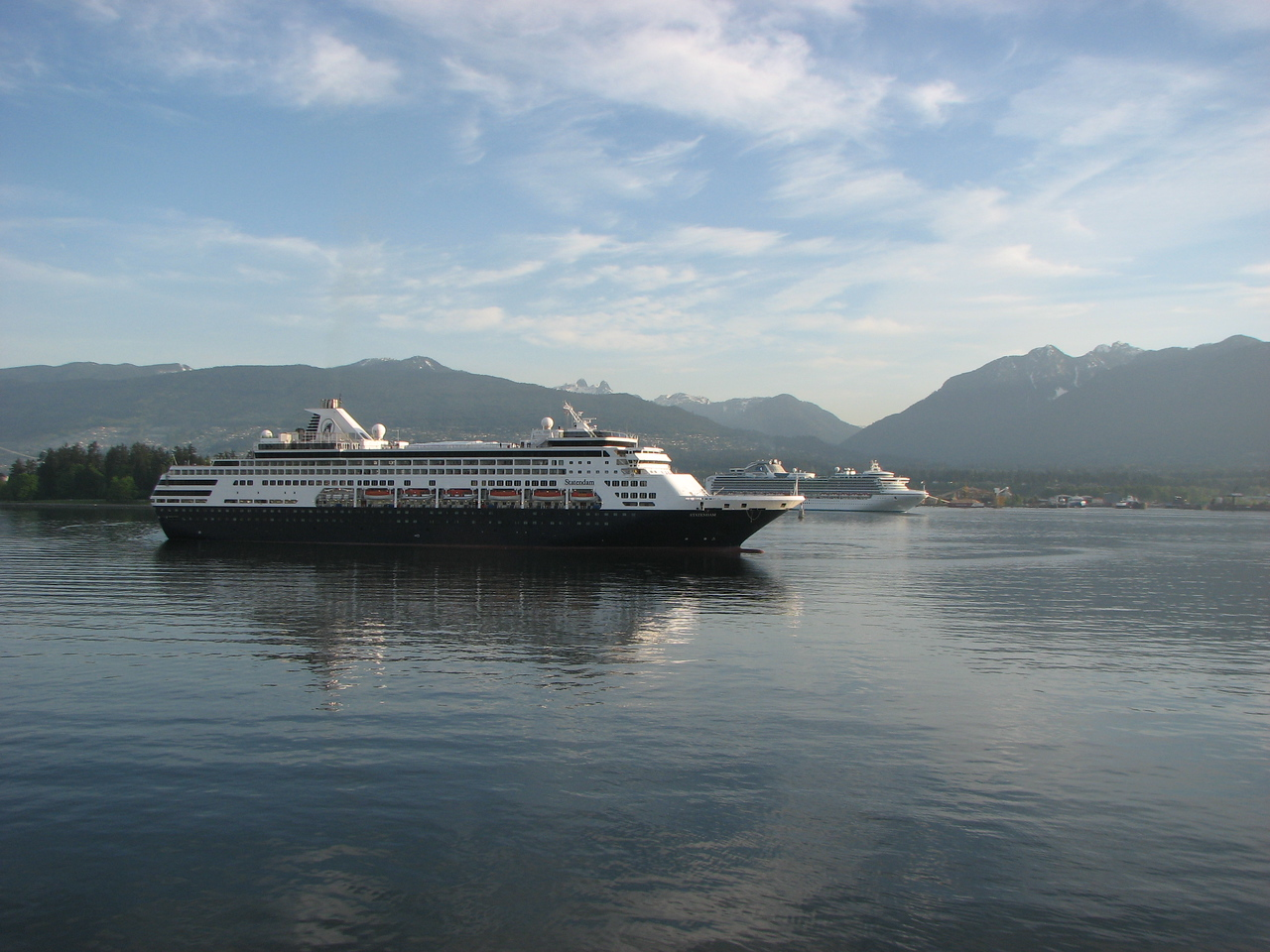 Statendam at Vancouver - May 17
