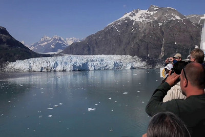 Video shot in Glacier Bay.