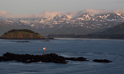 Taken from the ship coming into Kodiak.