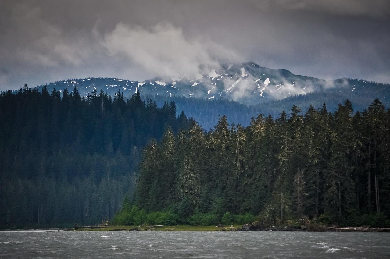 Frederick Sound, Petersburg, Alaska