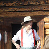 Savage Cabin circa 1940s is a living history site where vistors can travel back in time to hear the words of early park advocates, staff and settlers.