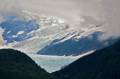 Glacier - In Prince William Sound
