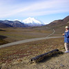 <h2>Thirty miles from Mt. McKinley</h2>