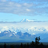 Tip of Mt McKinley (Denali)