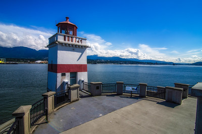 Stanley Park Lighthouse