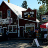 Talkeetna is a quirky little town where mountaineers congregate before their assault on Mt. McKinley in Denali National Park