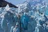 Lapis lazuli glacier