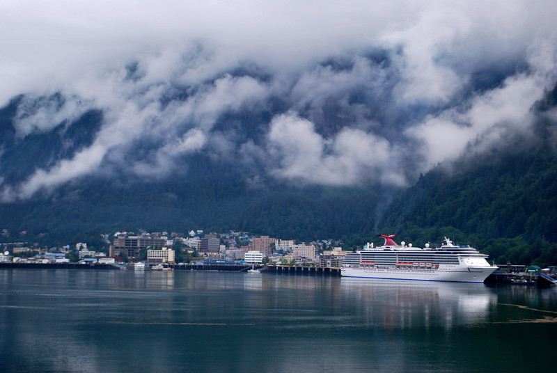 Arriving in Juneau