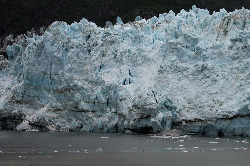 Majorie Glacier Calving