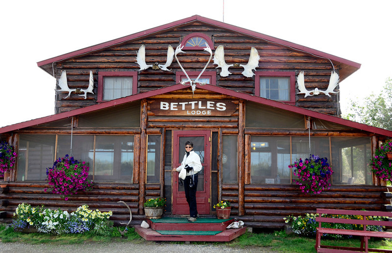 Built in 1952, the original Bettles Lodge became recognized as a National Historic Site in the year 1996