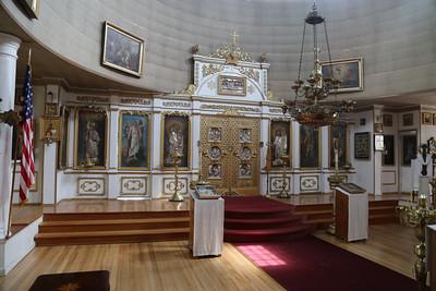 Inside St. Michael's