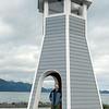 Seward, Alaska.  Resurrection Bay seen