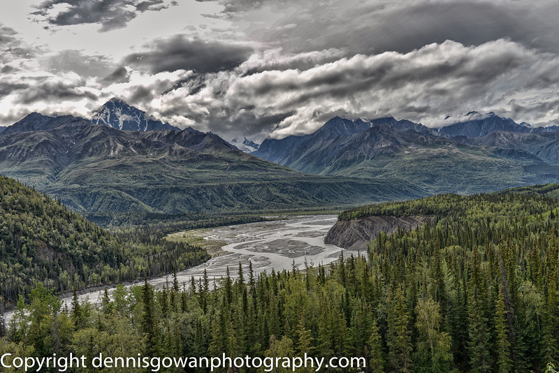 Braided River 3
